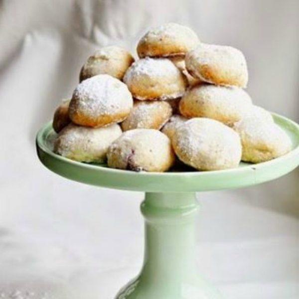 Malinové koláčiky