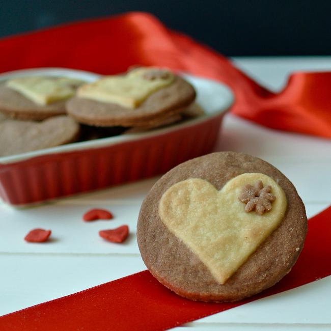 Valentínske sušienky