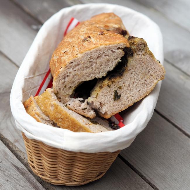Veľkonočný chlieb sžihľavou