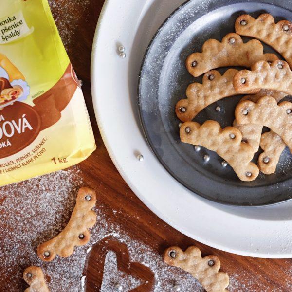 Vianočné maslové sušienky