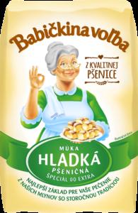 Múka hladká pšeničná - Babičkina voľba