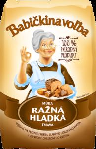 Múka ražná hladká - Babičkina voľba