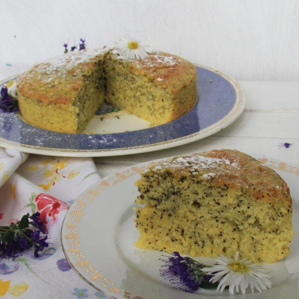 Maková torta zkrupičky