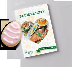 Brožura Jarní recepty – Babičkina voľba