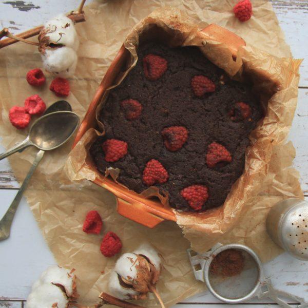 Valentínske brownies