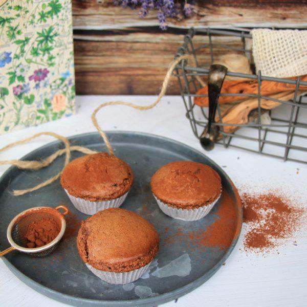 Špaldové perníkové muffiny